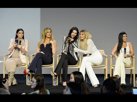 Kardashian and Jenner Sisters Argue Who Has the Best App Interview, Kim Khloe Kendall Kylie Kourtney Mp3