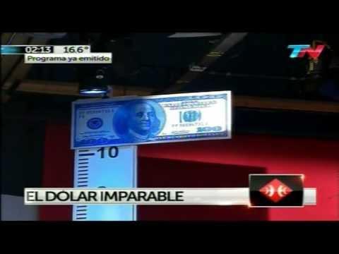 Dólar en Argentina Duplica al Dolar Oficial