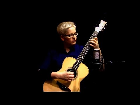 (John Williams) Across the Stars (Star Wars OST) (fingerstyle guitar solo)