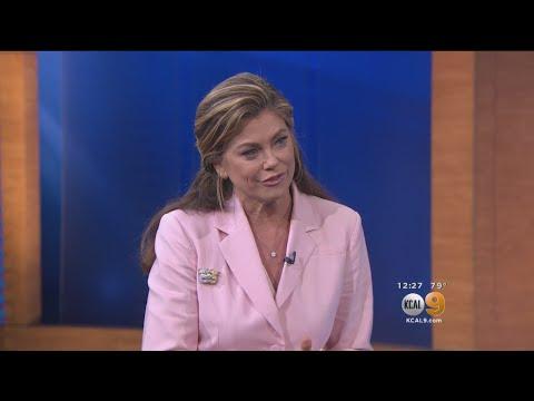 Kathy Ireland Discusses The LA Team Mentoring Program
