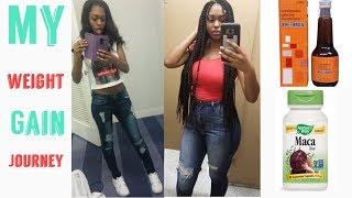 Revealing My Secrets (my weight gain journey)