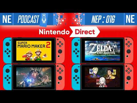 NEP 016: Nintendo Direct Special Feature