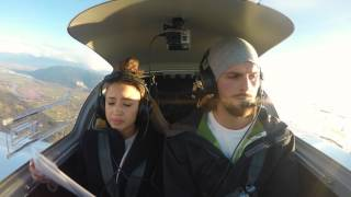 Best airplane Marriage proposal. Engine failure thumbnail