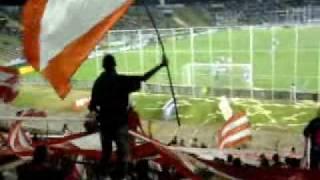 Godoy Cruz vs Estudiantes de La Plata, hinchada de Estudiantes