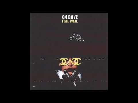 G4 Boyz - New Chanel ft. Wale (Audio)