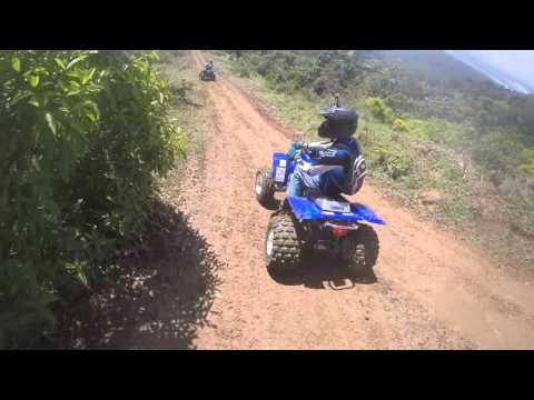 ATV Puerto Rico Fourtrack, Hacienda Finca Grande, Comerio PR (Fango en Puerto Rico)