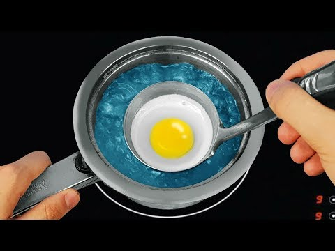 19 SIMPLE LIFE HACKS WITH EGGS
