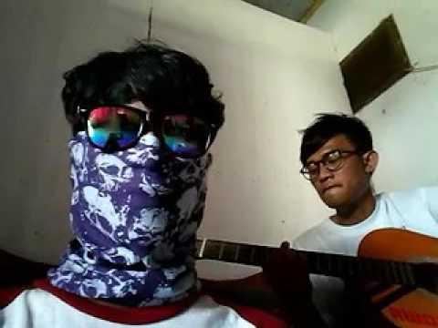 Ada-band..pemujamu cover by ninja tangerang
