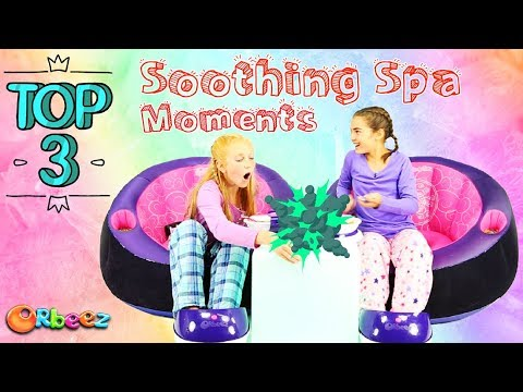 At Home Spa Day - Top 3 Ways to Enjoy Orbeez Ultimate Soothing Spa | Official Orbeez