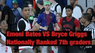 YoungBallerzTV:  Nationally Ranked 7th Graders Bates VS ProSkills go Head2Head