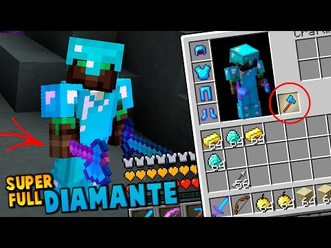 INVENCIBLE! EL SUPER FULL DIAMANTE EN EGGWARS! - Eggwars Minecraft