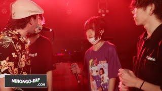 しあxSHAMA-ZO vs TERUxMC YUIKA(RHYMEBERRY) | MRJ一周年祭男女2on2 □...