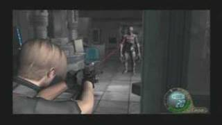 My Favorite ZOMBIE from resident Evil 4-The Iron Maiden