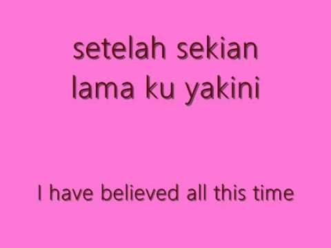 Terry - Kepingan Hati (lyrics).wmv