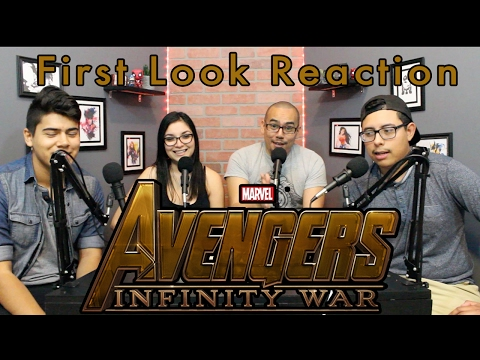 Avengers: Infinity War First Look Reaction and Review