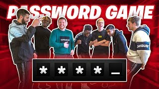 SIDEMEN PASSWORD GAME