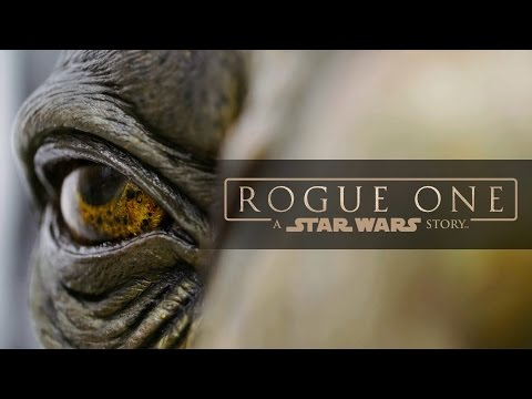 """Rogue One: A Star Wars Story """"Creature Featurette"""""""