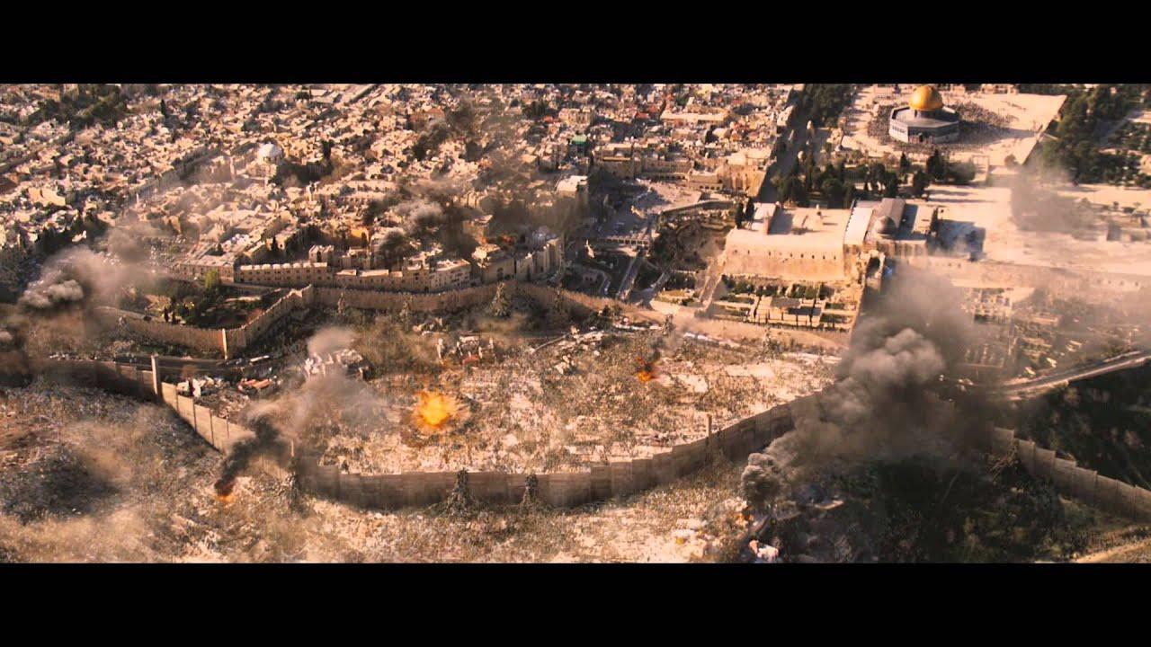World War Z - Zwiastun PL (Official Trailer)