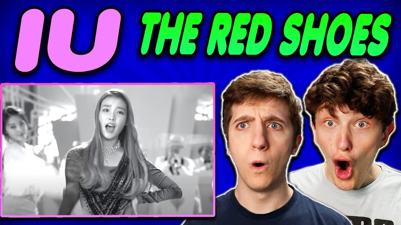 Download IU - 'The red shoes' MV REACTION!!