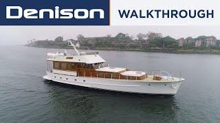 68 De Vries Classic Dutch Yacht [Walkthrough]