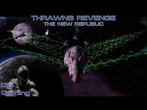 Lets Play EP1 - Thrawns Revenge - The New Republic