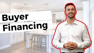 What's Buyer Financing Approval, when selling your home? #movemetotx