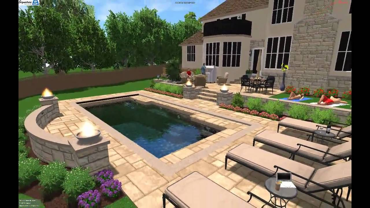 Fiberglass Swimming Pool Designs pool design idea barrier reef fiberglass pool 3 Fiberglass Pool 3d Swimming Pool Design Of Fiberglass Pool In Deerfield Il Youtube
