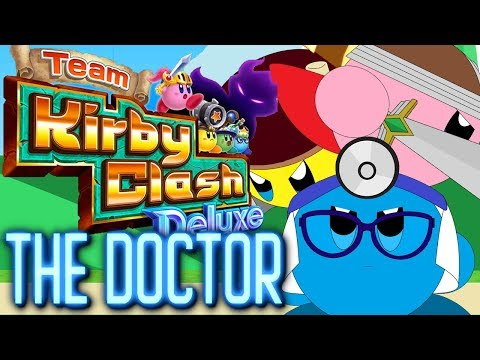 Team Kirby Clash Deluxe - The Doctor