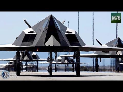 Vũ Khí Công Nghệ Cao - Chim Ưng Đêm F 117 Tàng Hình Của Không Quân Mỹ