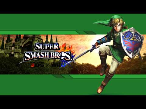 Gerudo Valley - Super Smash Bros. 3DS - YouTube