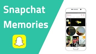 Snapchat Memories: So funktioniert das neue Snapchat Feature