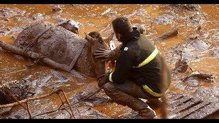 200 человек пропали без вести после прорыва дамбы в Бразилии
