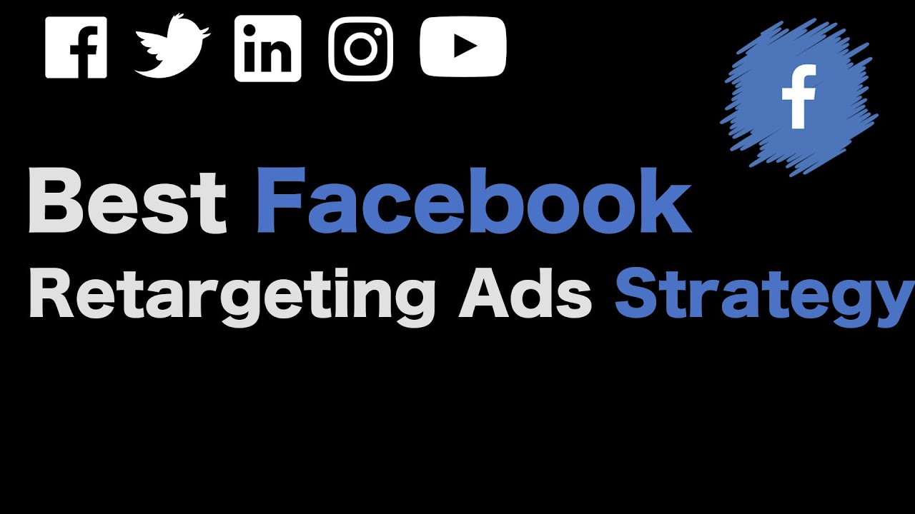 Best Facebook Retargeting Ads Strategy For Shopify Dropshipping 2020 | Facebook Ads Ecom Tutorial