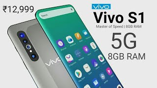 Vivo S1 With 48MP Camera, 5G, Launch Date In India, Price, Specs, First Look