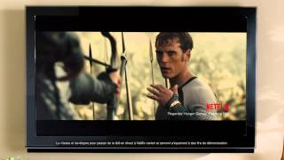 Service TiVo de Cogeco | Expérience Netflix intégrée