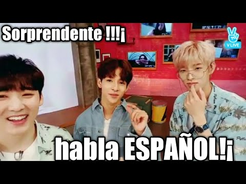 KIM SAMUEL HABLANDO ESPAÑOL  explica su descendencia