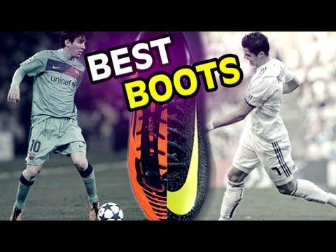 TOP 5 | Best Football Soccer Cleats by freekickerz