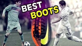 Top 5 | best football soccer cleats by freekickerz