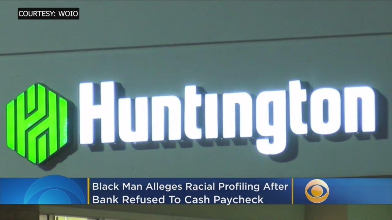 Man Alleges Racial Profiling After Bank Refused To Cash Paycheck