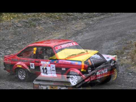 Mid Wales Stages 2015 Pikes Peak SS1 Over 1601 Class