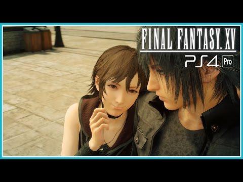 Final Fantasy XV #3 - Encontro com a Iris Chan!?! ( ͡° ͜ʖ ͡°)   [ PS4 Pro  Legendado PTBR ]