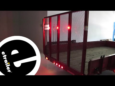 Uni-Lite LED 2 Diode Clear Clearance and Side Marker Light Review - etrailer.com