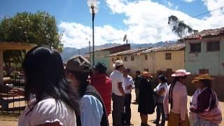 Santiago de Ayacancha  -  Familia Benito