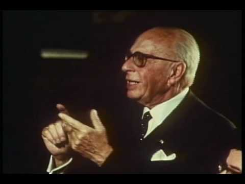 George Szell with Three Young Conductors