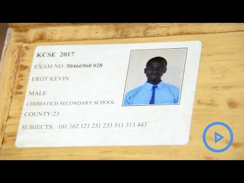 A KCSE candidate dies after being knocked by speeding vehicle