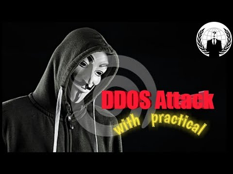 Who to DDos attack on smart phone