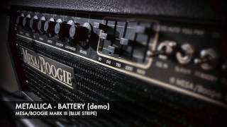Metallica - Battery / Mesa Boogie Mark III (Blue Stripe)