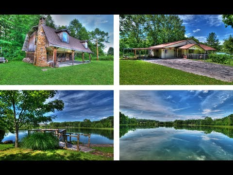 980 Old Jamestown | Helenwood Tennessee Real Estate & Homes | 6.5 Acres | Lakefront