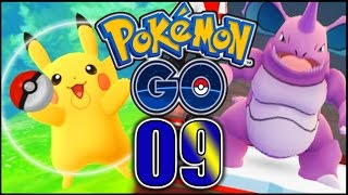 NIDOKING-ARENA ! Pokemon GO #9