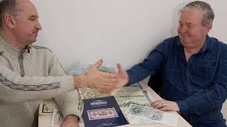 """Оценку #ШКОБ (Школа Коллекционирования Олега Бровко) даёт Денис Лапаев, эксперт аукциона """"Номинал""""."""